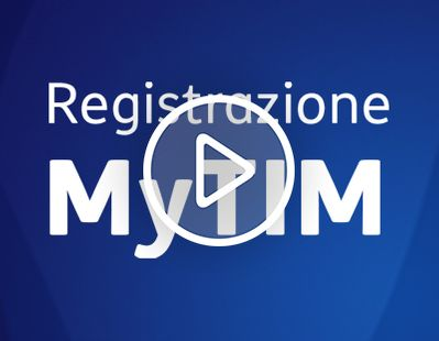 Come fare per registrarsi a MyTIM